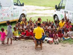 The Book Bus Social Development Goals Classroom