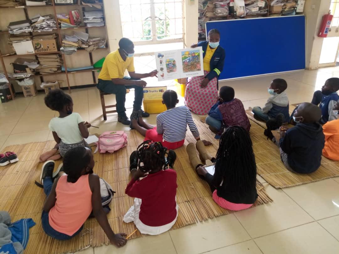The Book Bus Social Development Goals Economic Benefits